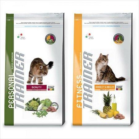 Prémiové krmivo Trainer Cat.