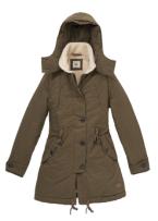 Zimní dlouhý kabát Lee, 5399 Kč.