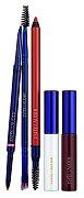 Výrazné obočí je dnes v kurzu. V kolekci Brow Now najdete vše potřebné pro jeho vytvoření. Obsahuje tvarující tužku, dvojitý kartáček, oboustrannou tužku, řasenku na obočí a transparentní gel pro zafixování. (Estée od 650Kč do 750Kč)
