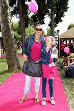 Mahulena Bočanová s dcerou Marinou
