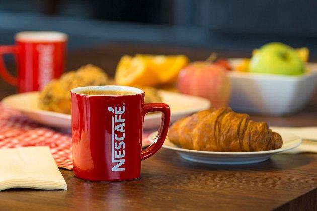 Nescafé - snídaně