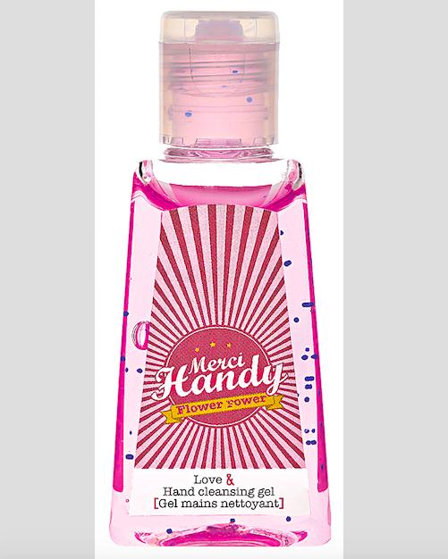 Hand Cleansing Gel čisticí gel na ruce, Merci Handi, 30 ml 80 Kč