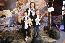Markéta Hrubešová si přibrala na hlídání k vlastní dceři i její kamarádku