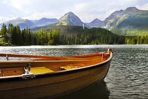 Print_Boating-at-the-lake