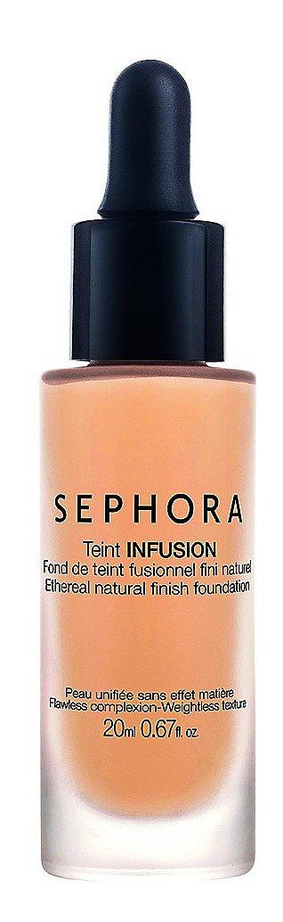 Tekutý make-up Infusion pro přirozený vzhled, Sephora, 20 ml 520 Kč.