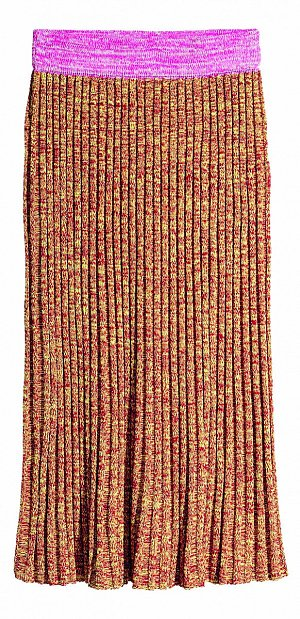 Sukně H&M, 1299 Kč.