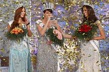 Dojaté krásky Lucie Kovandová (zleva), Gabriela Kratochvílová a Monika Leová