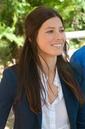 Jessica Biel (Chlap na roztrhání)
