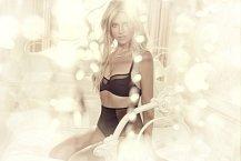 Britney svou kolekci samozřejmě i osobně nafotila