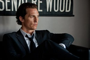 Matthew McConaughey (Obhajce)