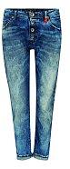 Miluju střih Pilar jeans, mám je v osmi různých verzích. Je to základ šatníku! REPLAY, 4560 Kč
