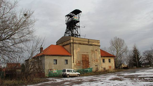 Důl Michal 17