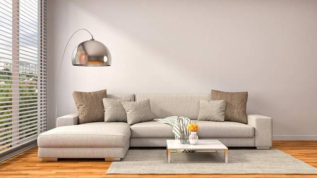 Rozkládací rohové sedačky zajišťují dostatek místa na pohodlné spaní a obvykle disponují úložnými prostory.