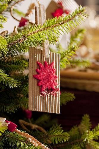 Vánoční ozdoby vlastní výroby