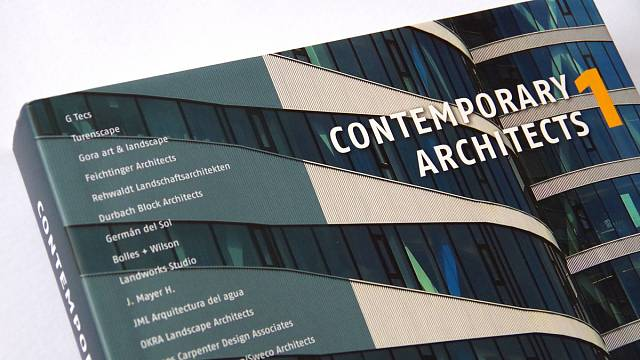 Contemporary Architects 1 2