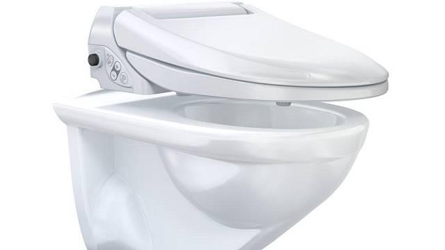 Sprchovací sedátko Geberit AquaClean 4000 – jednoduchý, za cenu, která potěší.