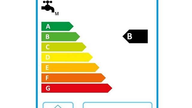 energetický štítek boileru