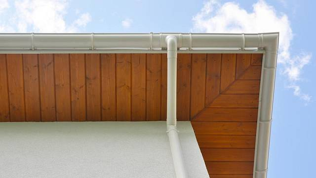 Podhledy střechy