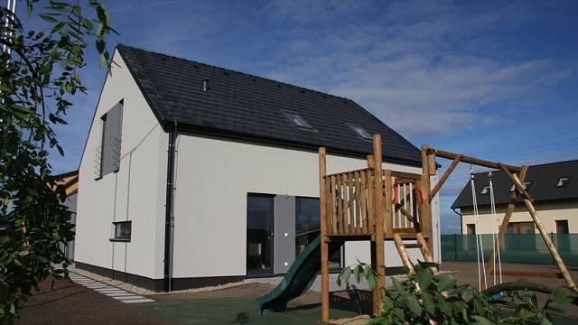 Dům postavený za jeden měsíc 1