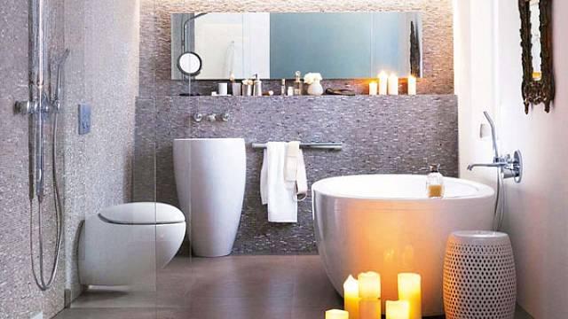 Moderní koupelna 1