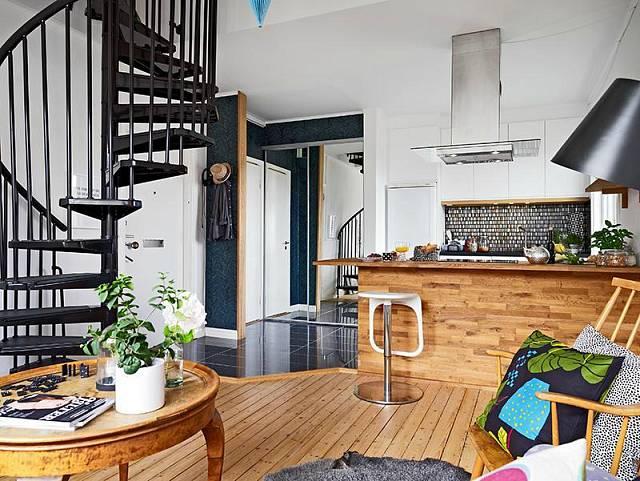 51 m² ve dvou patrech 3