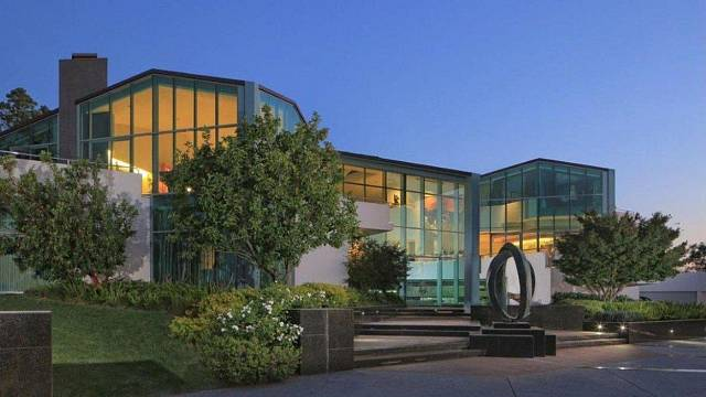 Herec Tyler Perry si koupil luxusní zámek v Beverly Hills