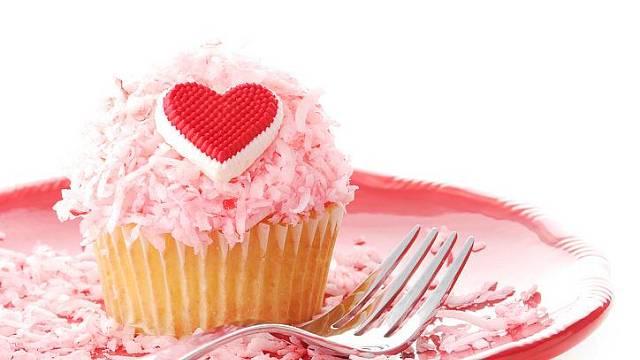 Valentýnské sladkosti