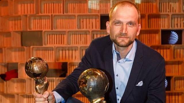 Jan Chvátal - vítěz kategorie Stavba a absolutní vítěz; foto: Martin Bořil