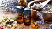 V Provence koupelně nemůže chybět voňavá levandule.
