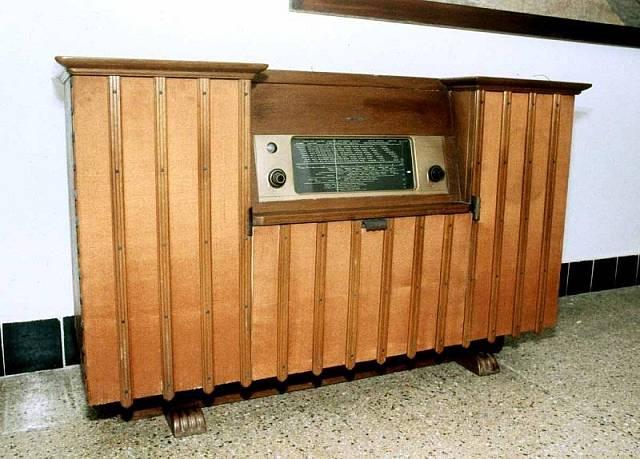 Rádio prezidenta Beneše ocenili odborníci vroce 1975 na 0 korun.