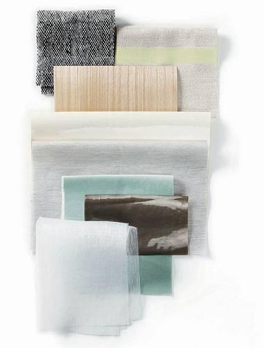 Různorodost materiálů je určujícím prvkem.