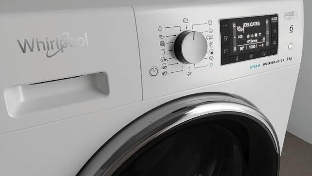 Pračka FFD 9448 BCV EE nabízí i funkcí Steam Hygiene pro odstranění až 99,9 % bakterií, houbotvorných mikroorganismů a alergenů, cena 12 990 Kč.