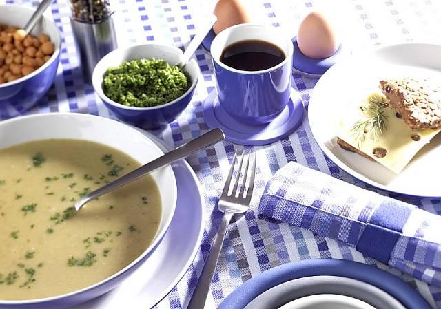 Jídelní set Get Together značky Brabantia v barvě levandule Autor: Brabantia Zdroj: ASPEN PR, oficiální zdroj