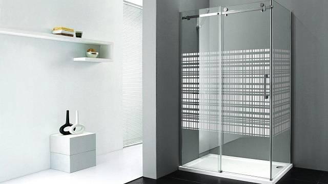 Sprchy a sprchové zástěny