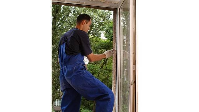 Instalace oken