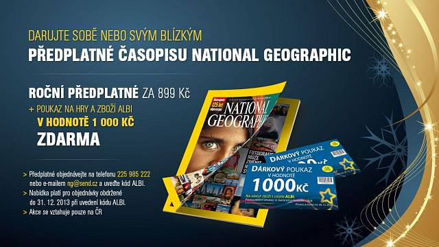 National Geographic + Albi