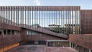 Slezská univerzita, faktulta rozhlasu a televize, Katowice, Polsko / Copyrights: Adrià Goula