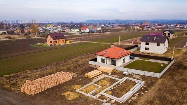Stavební pozemek