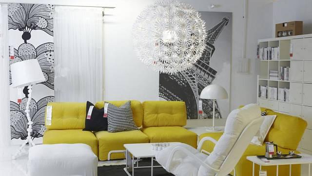 Lustr Maskros ze série Ikea PS za 998 Kč v instalaci
