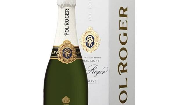 Pravé šampaňské Pol Roger