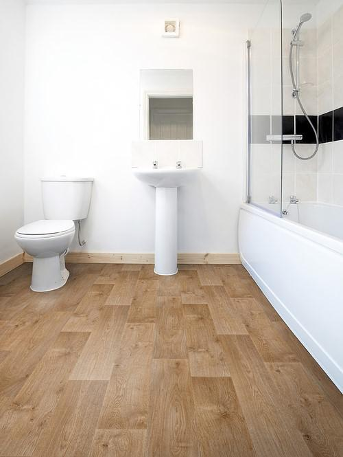 Pvc podlaha do koupelny