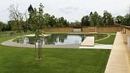 Ekologický bazén v Riehen