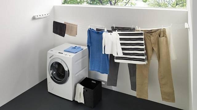 Artweger Sušák na prádlo ROLL DRY, vytahovací / Electro World