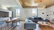 Nejluxusnější a nejdražší apartmán má pozlacený strop
