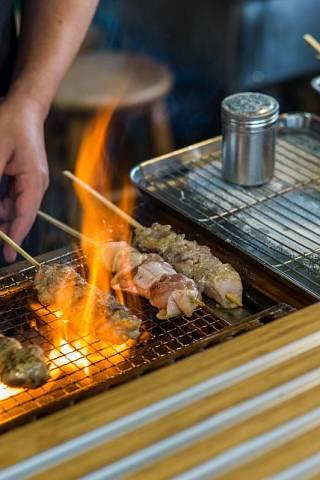 U vaření a grilování potřebujete víc světla než na odpočívání pod hvězdami