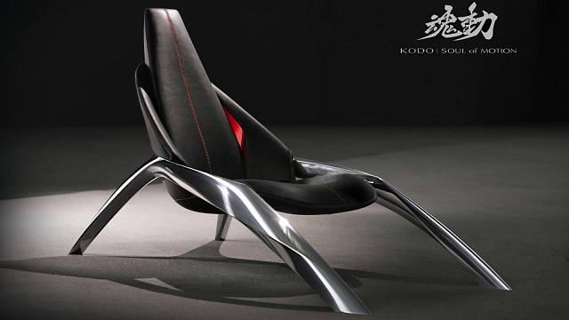 Křeslo Mazda KODO Chair