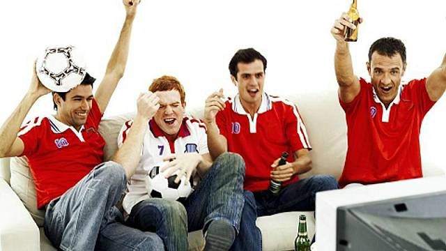 Fanoušci fotbalu