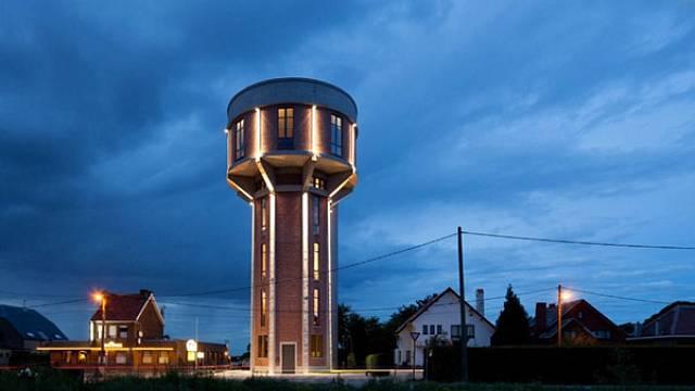 Vodárenská věž  5