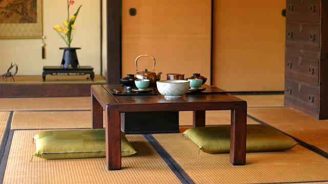 Čajový rituál je velmi oblíbeným a patří k tradiční japonské kultuře.