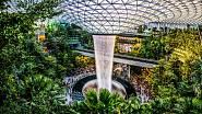 Letiště Changi v Singapuru